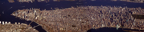 New York City from 10,000 meters 60003