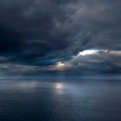 Seascape (Julio López Saguar) Tags: españa seascape clouds spain paisaje nubes tenerife horizont horizonte juliolópezsaguar