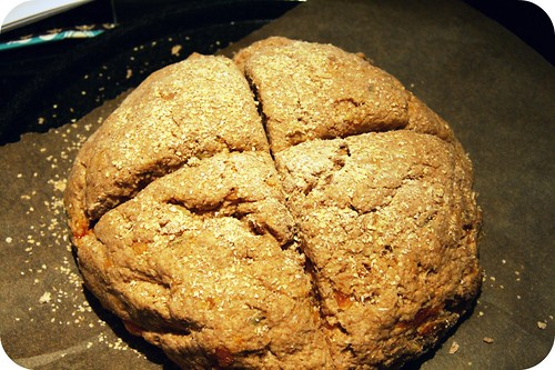 unbaked soda bread
