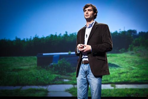 Tom Darden - PopTech 2010 - Camden, Maine