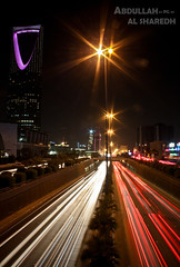 (Abdullah Al-Sharedh) Tags: city night riyadh
