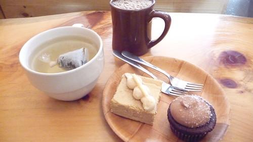 Dessert at Baked