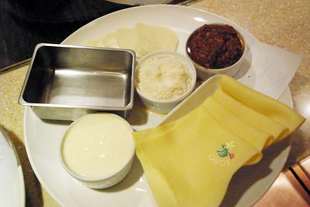 Lasagne千層麵的材料