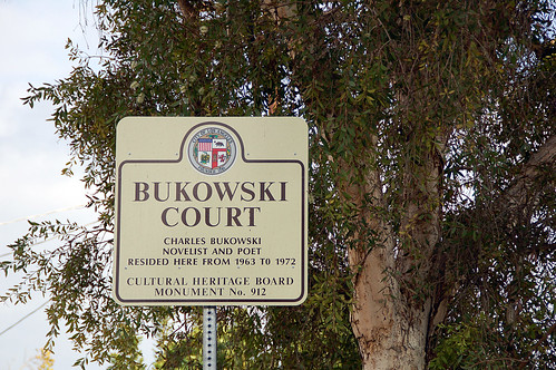 buk house sign