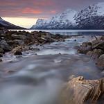 Ersfjordbotn Sunset
