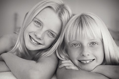 Sisters (scoopsafav) Tags: family girls portrait love girl face kids sisters portraits children happy kid eyes child leighduenasphotography