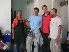 FMM Walk Visits Bicicletas Pedro Martinez