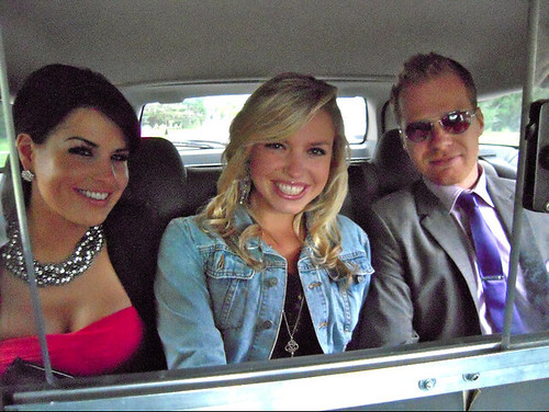 En route to 2010 CCMA Awards Show