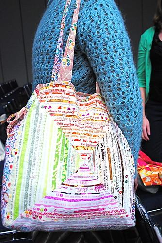 Brioni's bag