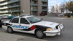 Police car IMG_8876 (OZinOH) Tags: ontario canada car police windsor windsorontario worldcars