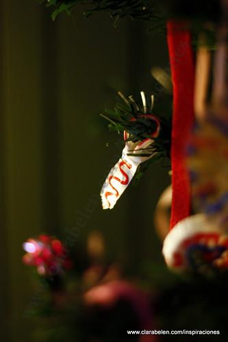 """""""tapones reciclados"""" tapones Manualidades de Navidad: como hacer adornos de Navidad navideños para el árbol con tapones de botellas de plástico reciclados"""