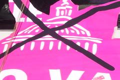 roma 053 (FACCIAMO BRECCIA) Tags: family gay pope vatican church against proud lesbian march italian famiglia politics protest pride vaticano chiesa protesta papa gaypride ratzinger interference manifestation bindi manifestazione nazionale cattolica abolish prodi catolich ruini lesbica lesbico naturale contro benedettoxvi lesbiche privileges politca concordato omosessuale no antirazzismo in facciamobreccia ingerenza ottopermille abolire oradireligione privilegi vat facciamo breccia palalaika conferenza famiglia lotta casa