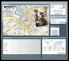 ユネスコ世界遺産や世界要所の写真をGoogleMaps(グーグルマップ)上で見れるマッシュアップサービス「GeoWalk」
