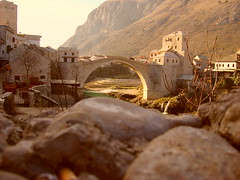 stari,novi most (bojana.ljubisic) Tags: mostar