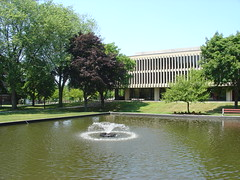 McQuade Library, Merrimack College