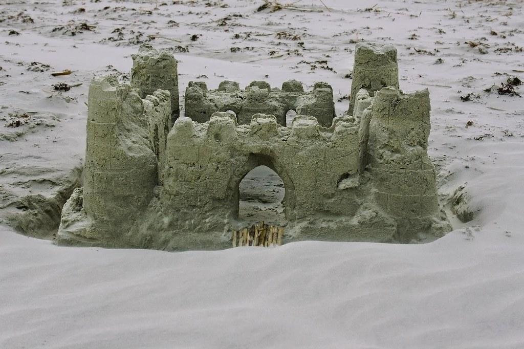 sandcastle ©2007 RosebudPenfold