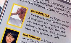 cosmobio (galadarling) Tags: cosmopolitan darling gala galadarling