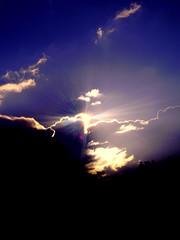 Cuando ayer nos soamos... (Nena Radikal) Tags: sky sol azul san bonito amanecer cielo nubes guanajuato gto felipe celestial radikal relajamiento