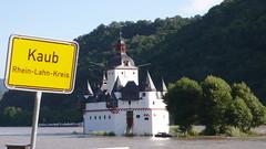 Die Pfalz bei Kaub im Rhein (pixelpictor) Tags: rhein weltkulturerbe kaub mittelrhein middlerhinevalley