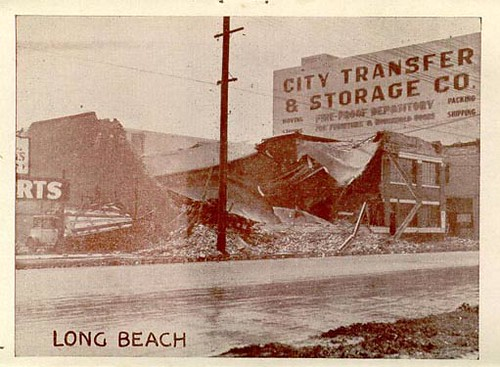 Long Beach Quake