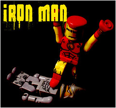 Iron Man Triumphant!