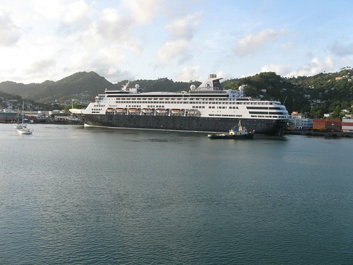 St Lucia first Port of Call in the Caribbean Sea por SubiYurek.