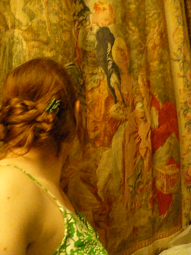 Part 2 hairline braidsdutch elizabethan - Braided hair styles