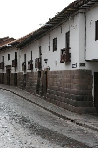 Incan Wall