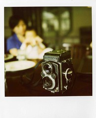 my friend's rolleiflex 3.5F