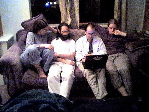 10/04/2007: Thursday night at Happy House