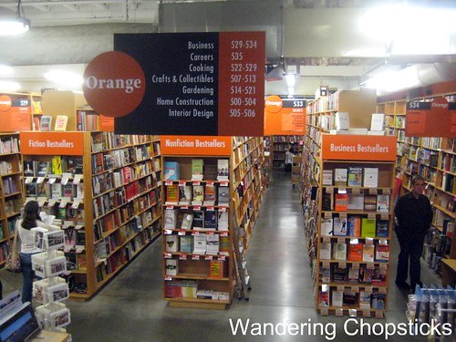 Day 4.13 Powell's Books - Portland - Oregon 10