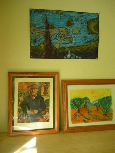 Van Gogh copy