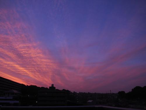 日本の輝かしい夜明け