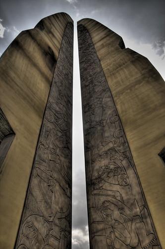 War Memorial HDR