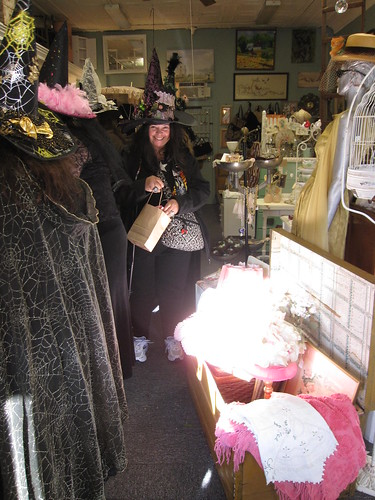 Witches Tea: Witches Shopping! 12