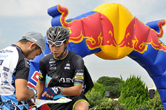 Red Bull Messenger Race in Yokohama