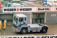 Scammell S26. (Wally Llama) Tags: truck lucas trucks hatch brands superprix truckracingleylandt45roadtrainscammell