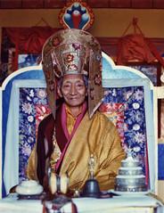 Kyabje Kalou Rinpoché