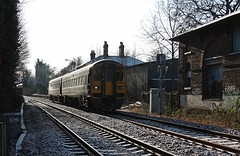 158909 - Cottingham (SydPix) Tags: snow scarborough hull cottingham class158 158909 sydyoung