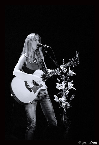 Heather Nova @ Le Café de la Danse. Paris 2010