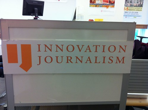 Innovation Journalism. Klean Denmark/Flickr
