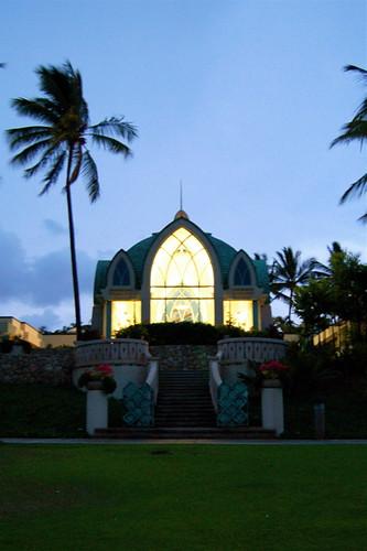 Ko olina wedding chapel