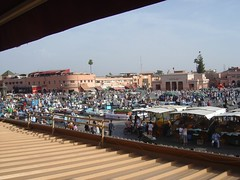 Djemaa el Fna (everytin irie) Tags: morocco marrakech djemaaelfna