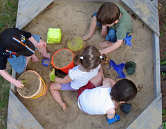 Sandbox (.michael.newman.) Tags: kids play sandbox