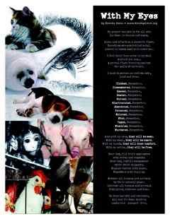 Kinship Circle - Factsheet - With My Eyes