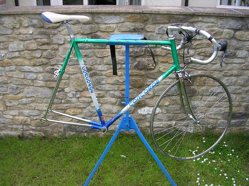 Concorde Fixie Project