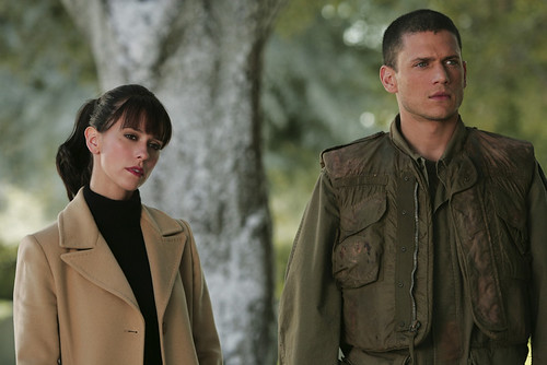 Wentworth Miller Ghost Whisperer