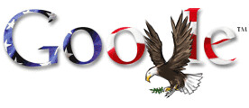 Google July 4th