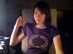 AIE shirt - by Veronica Belmont