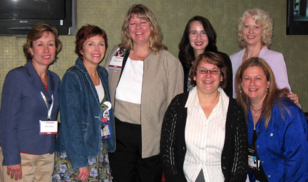 Nocturne Authors at RWA National 2007